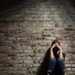 depressed addict considering treatment