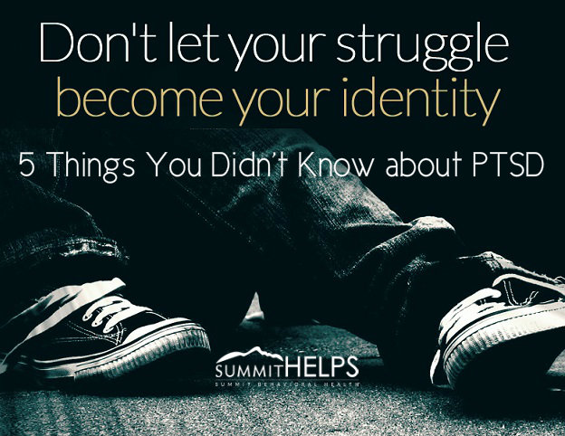 5 Things You Didn't Know About PTSD